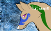 Support Kitsune Stamp by lucidcoyote