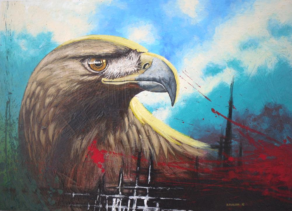 Aguila by Kavaleroart