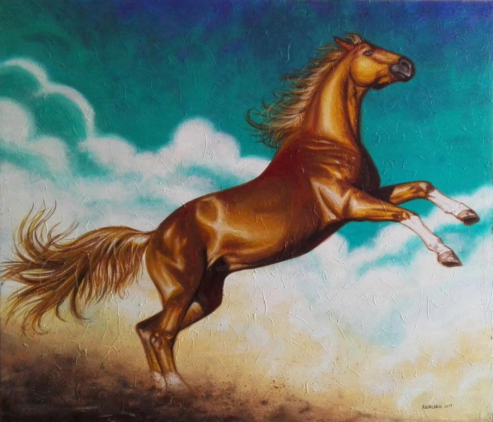 Caballo by Kavaleroart