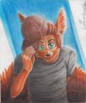 Sammy portrait by Lumiera52