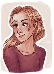 younger lucianne by m1rroredsea