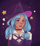 mystical space witch