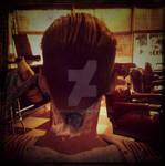 Bill Kaulitz Barberie