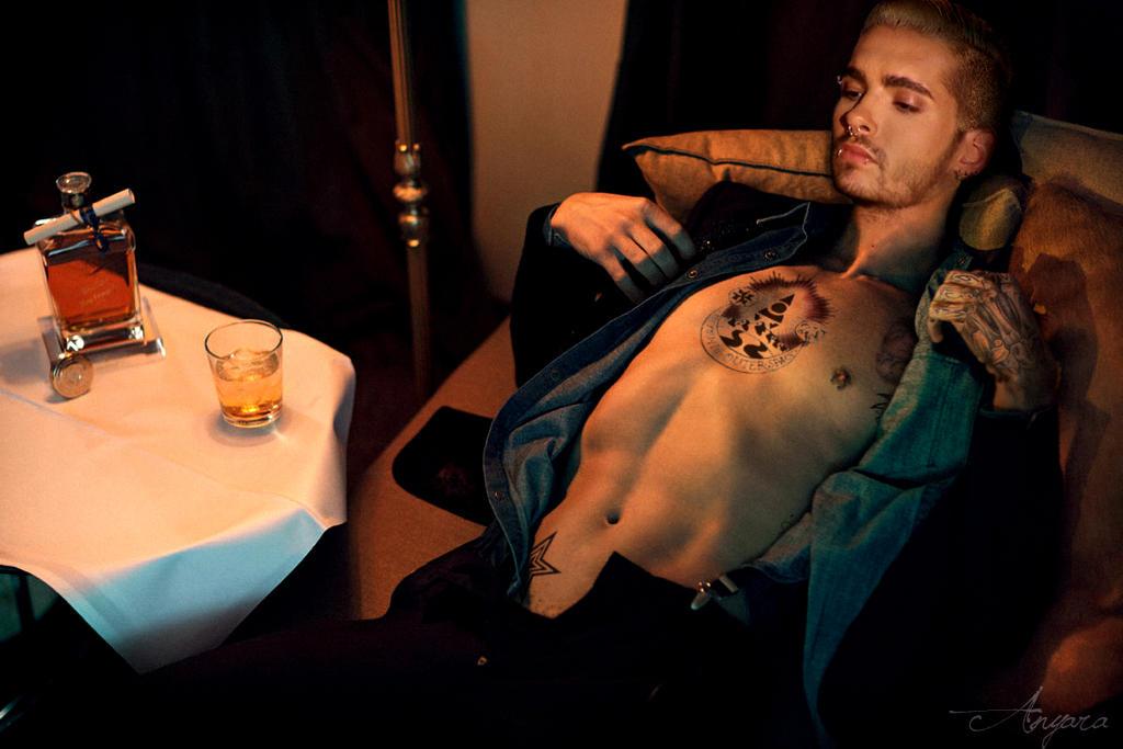 Bill kaulitz new photo