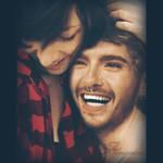 Bill Kaulitz Sweet moment