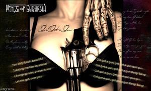 Bill Kaulitz Girl Got a Gun
