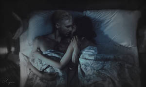 Bill Kaulitz - In the bed