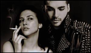 Bill Kaulitz - Cigarrete