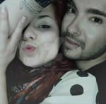 Bill Kaulitz in love