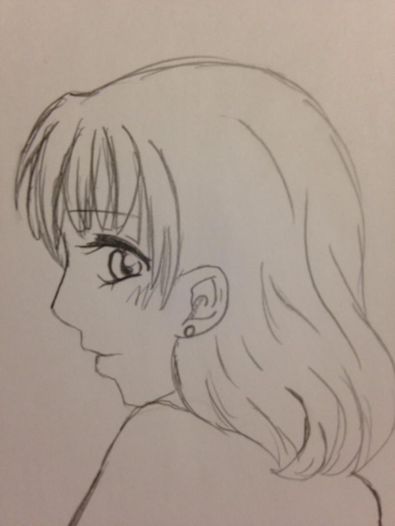 Random Girl 306 by Margaretto-Ri