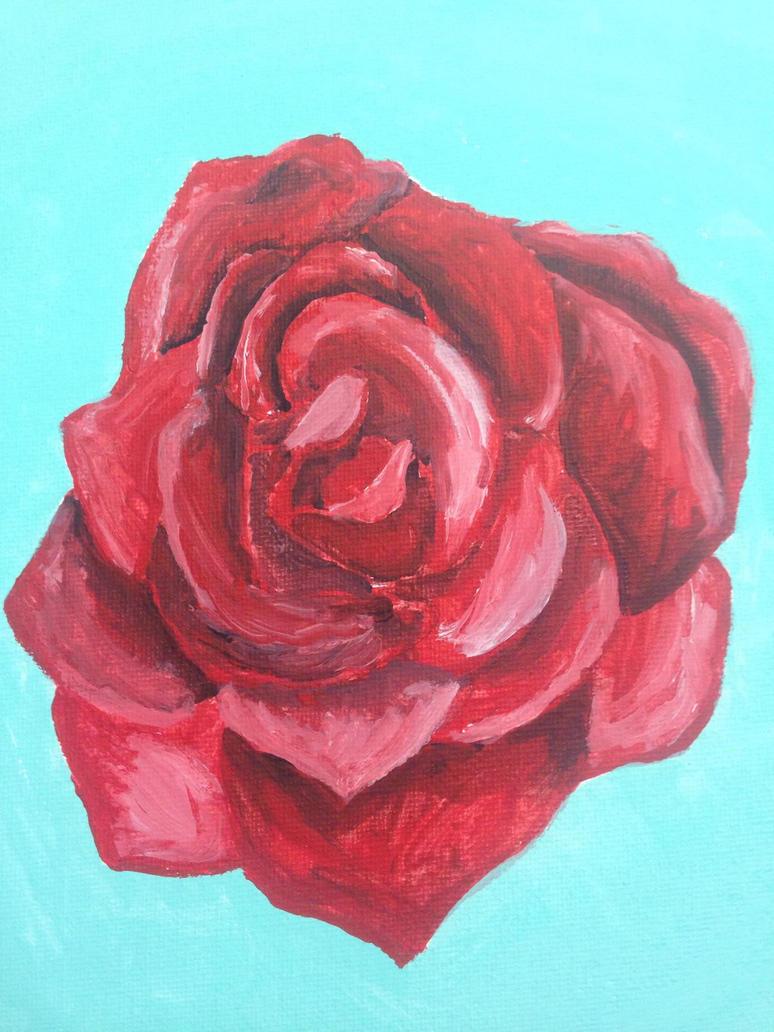 Rose by Margaretto-Ri