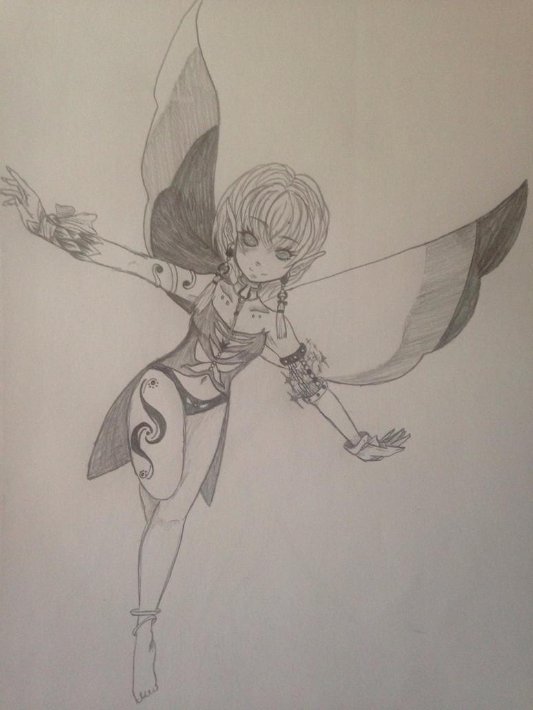 Fairy by Margaretto-Ri