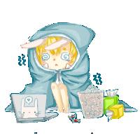 I'm Sick by Mio-Neko