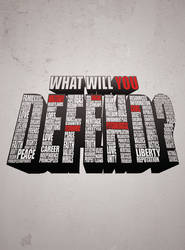 What Will U DEFEND?