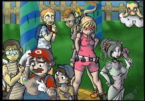 Paper Mario 64 by OfTheVirtus