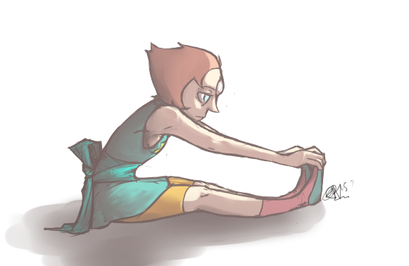 Moody Pearl by OfTheVirtus