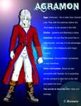 Agramon Information Sheet by Reenave