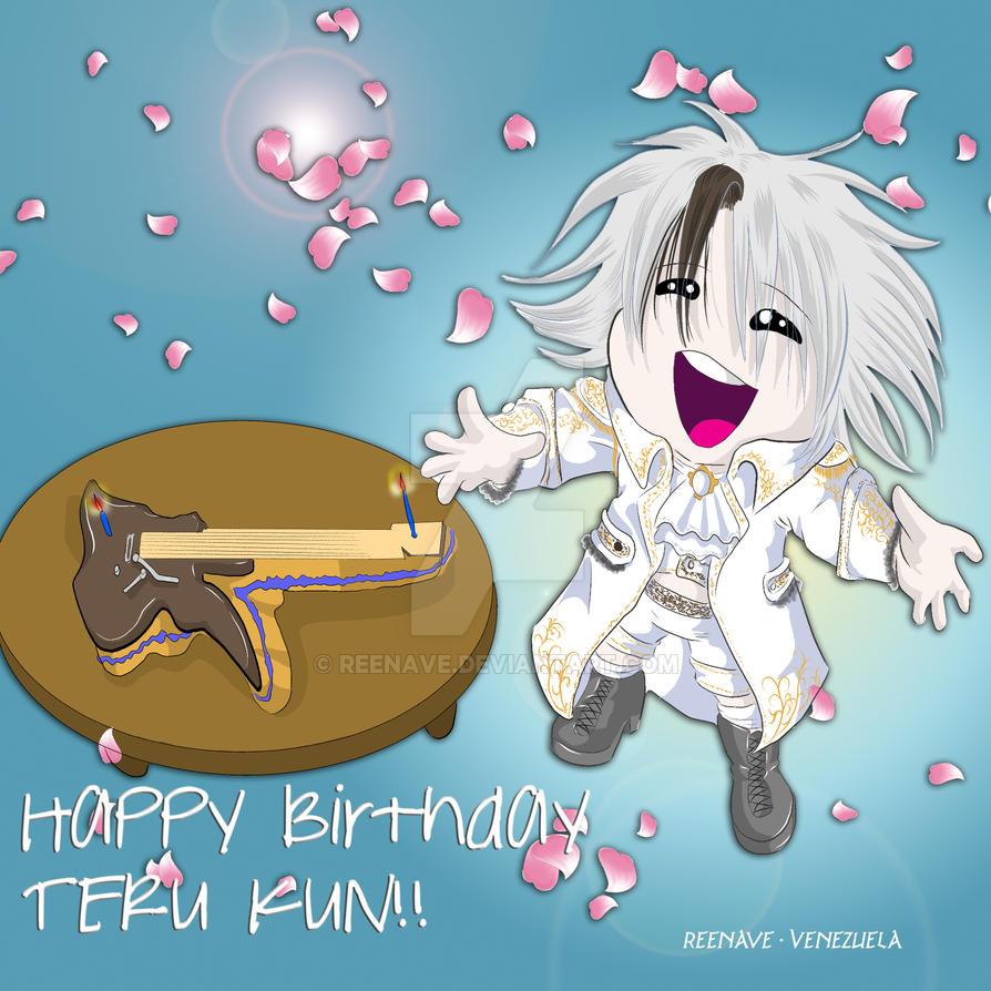Teru Birthday by Reenave