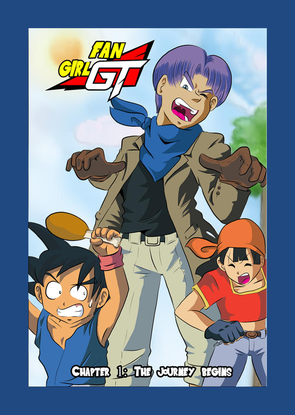 Fangirls GT Chapter 1  - Cover by Reenave