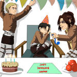 Levis Birthday by Reenave