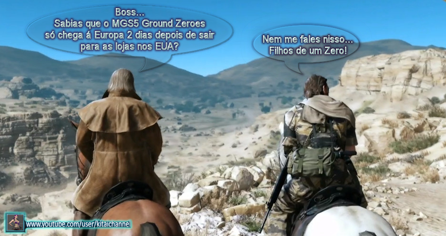 mgs5 ground zeroes relase fail portuguese by miguelfight