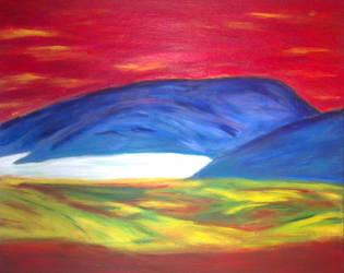 Pendle Hill by kierando