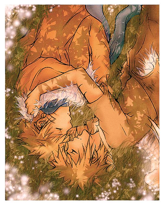 naruto X minato JUST A DREAM by AikaXx