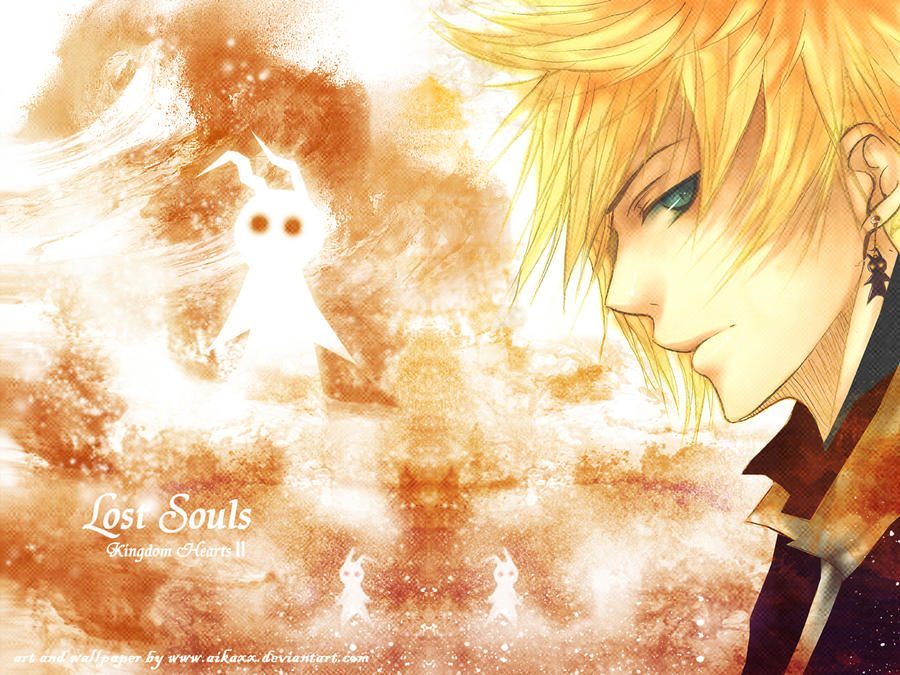 Roxas Wallpaper By AikaXx On DeviantArt