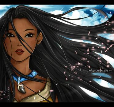 Pocahontas by AikaXx