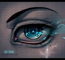 Ice Tears by AikaXx