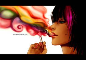 Smoke by AikaXx