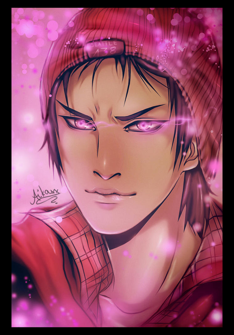 Evil Delsin Neon by AikaXx