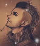 Nyx Ulric - Sketch