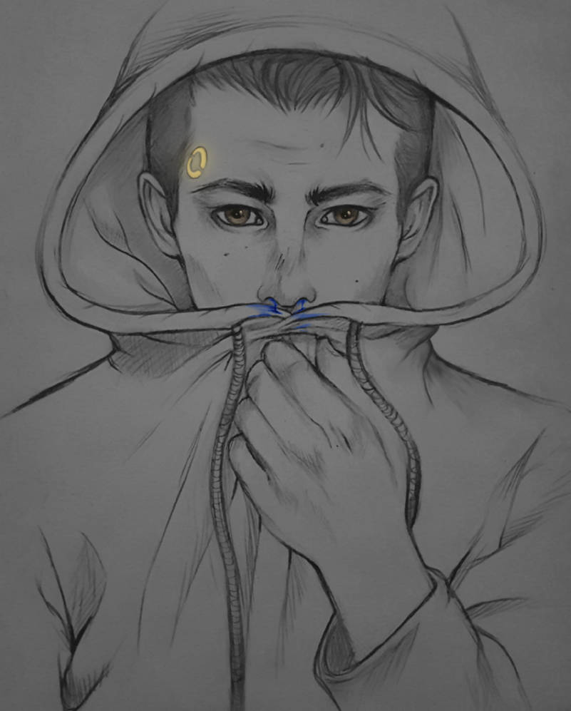 Connor DBH - Nosebleed by AikaXx