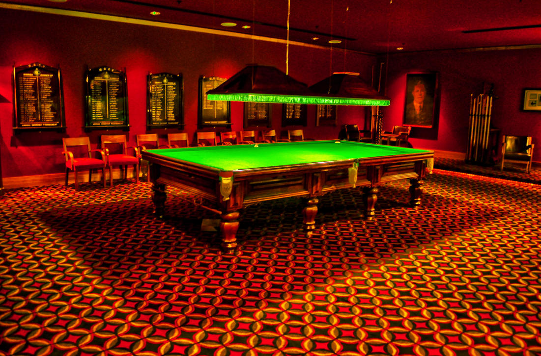 Billiards Chat Rooms
