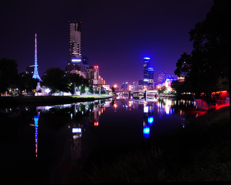 Simply Melbourne by abhenna