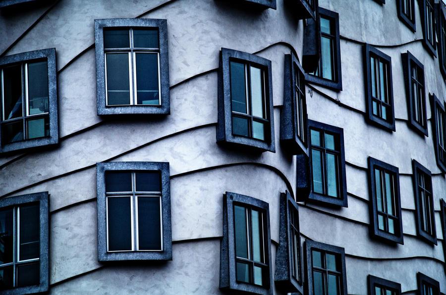Fred's windows by abhenna