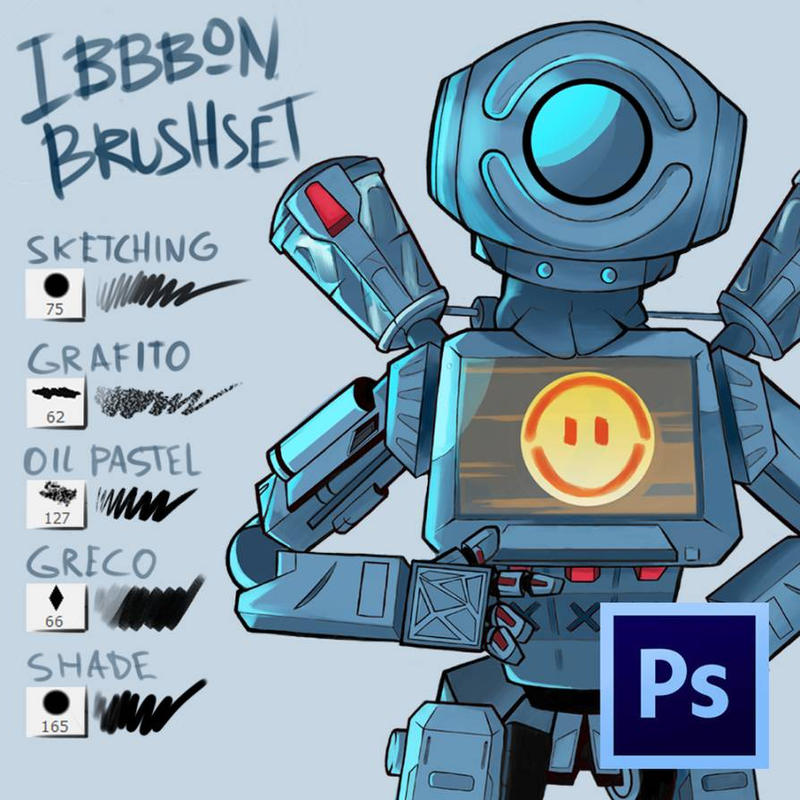 Brushes By Ibbbon