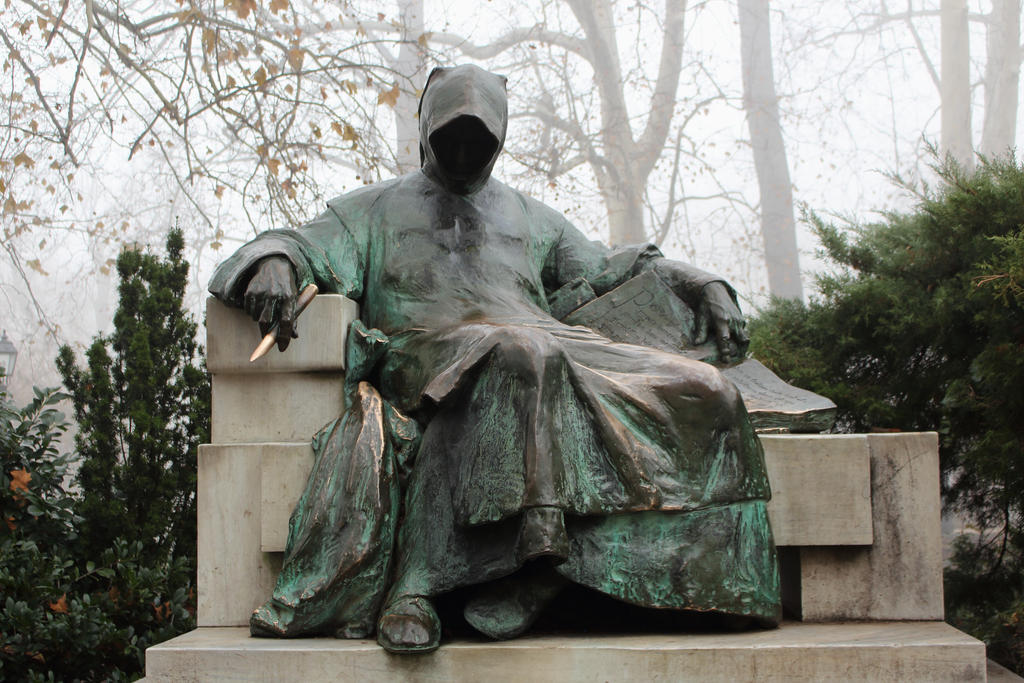 Statue by Civetta70