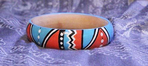 Wood bracelet by 237743936