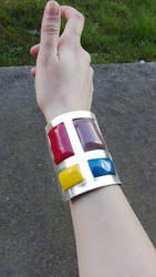Fimo bracelet by 237743936