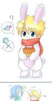 [Gijinka] Can I eat candies today?