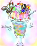 For Ice Cream Lovers... by rhombus528
