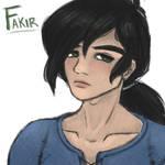 Fakir of Princess Tutu by Luminosion
