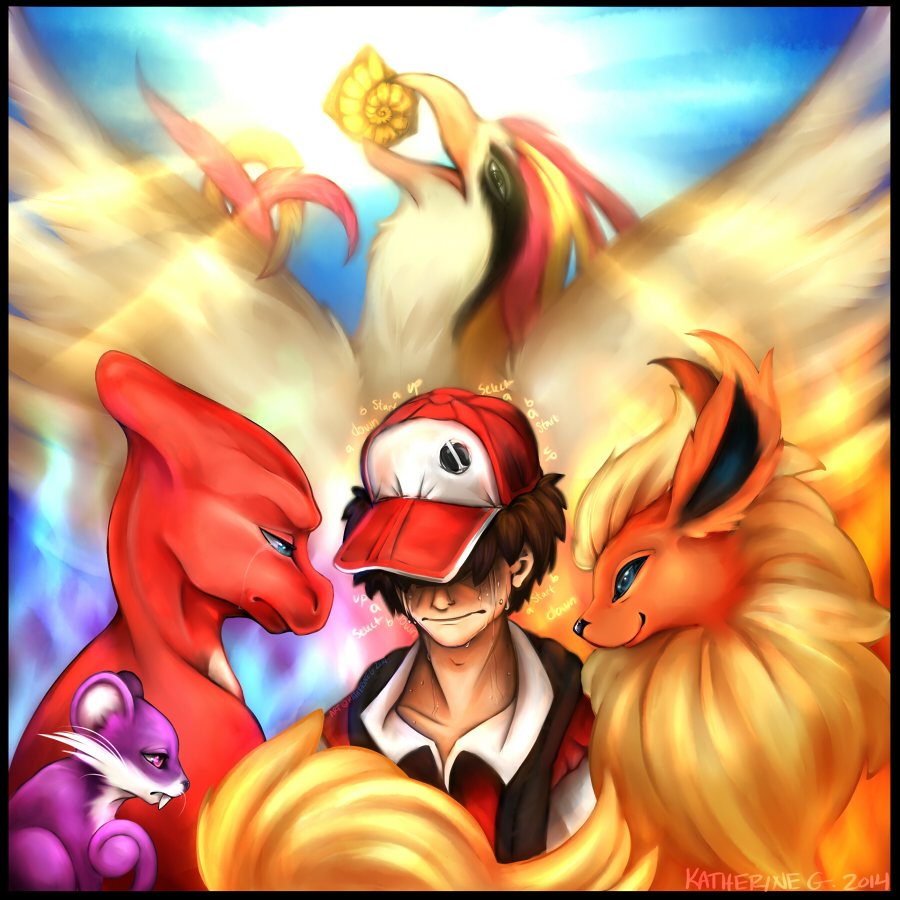 -a- Twitch Plays Pokemon -b- by Luminosion