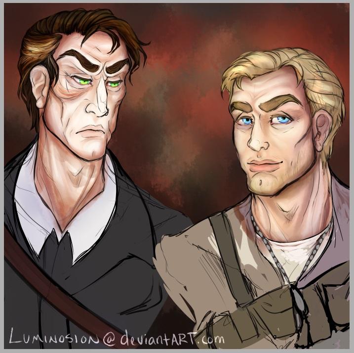 my favorite murderers (CoD/NZ) by Luminosion
