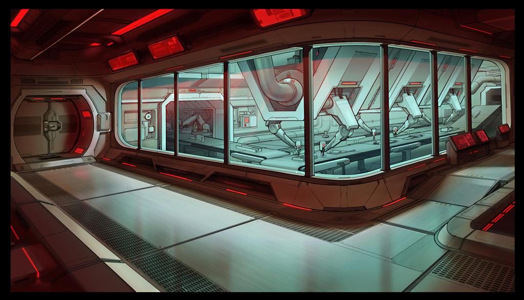 Yoshimi Background by zombat