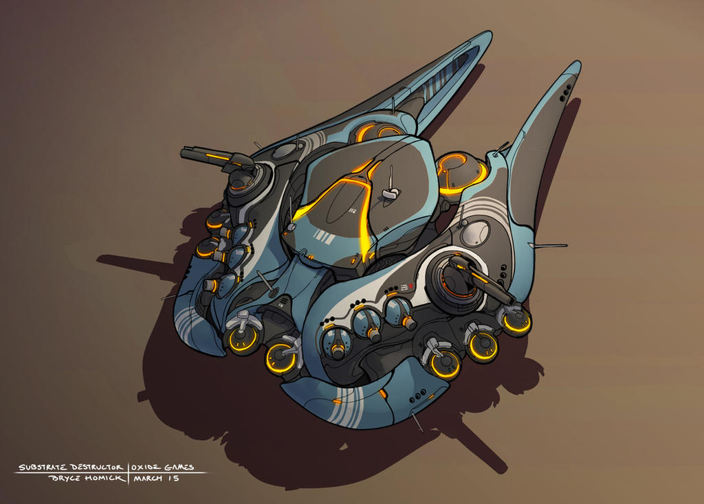 Substrate Destructor by zombat