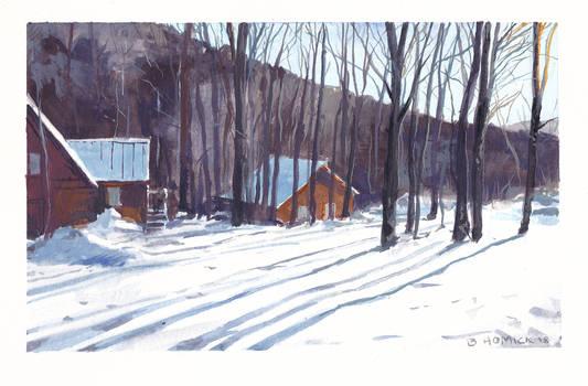 Vermont in Winter 4
