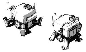 Fabricator Sketches